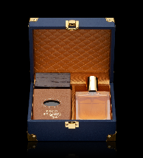 David Jourquin - Collection Voyage - Cuir Tabac 2x30ml