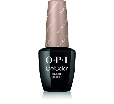 O.P.I GelColor Coconuts Over Opi 15ml
