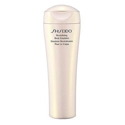Shiseido - Emulsion Revitalisante pour le Corps - Body 200ml