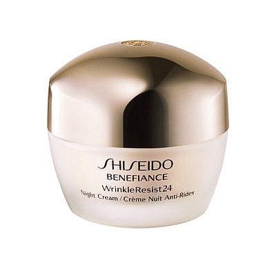 Shiseido - Crème Nuit Anti-Rides - Benefiance 50ml