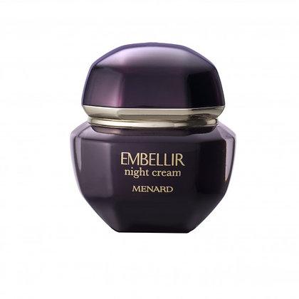 Menard - Embellir Night Cream - Crème de Nuit 35ml