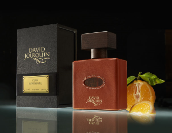 David Jourquin - Collection Vendôme - Cuir Mandarine 100ml