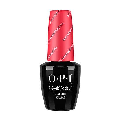 O.P.I GCN56 - GelColor She's a Bad Muffaletta 15ml