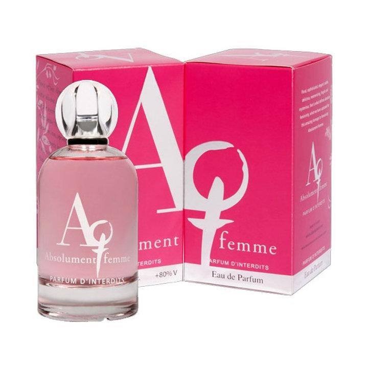 Parfumeur Eau Femme De 100ml Absolument Parfum qSUzVpM