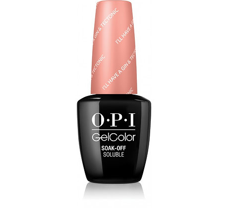 O.P.I GelColor I'll Have a Gin & Tectonic 15ml