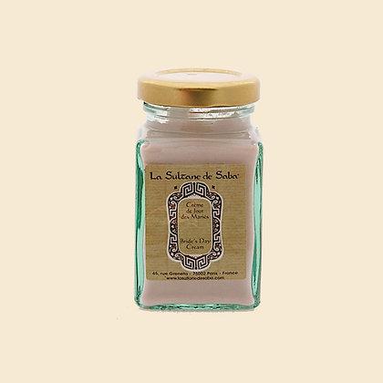La Sultane de Saba - Crème de Jour des Mariées - Voyage sur la route des Délices