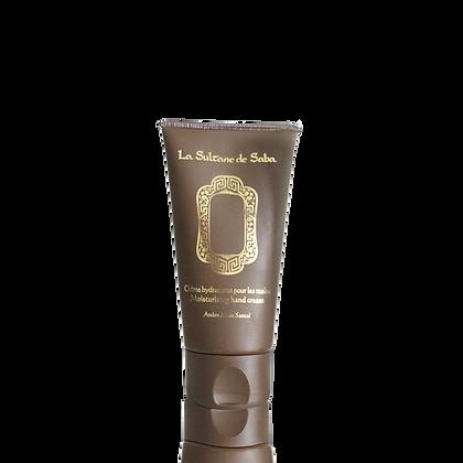 La Sultane de Saba - Crème Hydratante Mains - Voyage en Orient 50ml