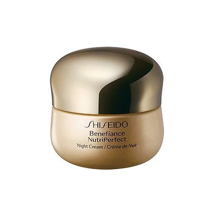 Shiseido - NutriPerfect Crème de Nuit - Benefiance 50ml
