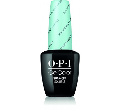 O.P.I GelColor Suzi Without a Paddle 15ml