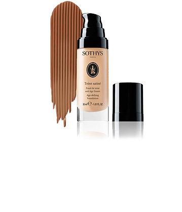Sothys - Teint satiné - Fond de teint anti-âge lissant - beige rosé BR50