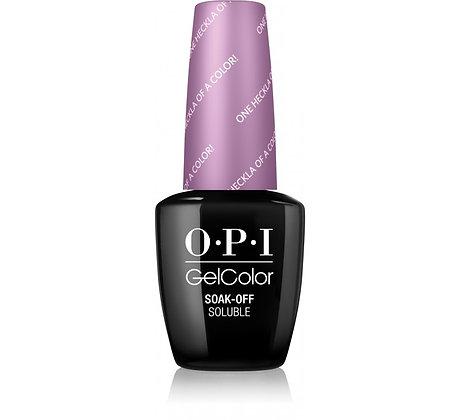 O.P.I GelColor One Heckla of a Color 15ml