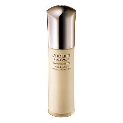 Shiseido - Emulsion Nuit Anti-Rides - Benefiance 75ml