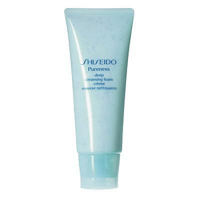 Shiseido - Crème Mousse Nettoyante - Pureness 100ml