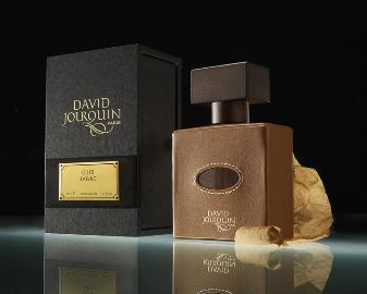 David Jourquin - Collection Vendôme - Cuir Tabac 100ml
