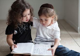 兒童學習字母