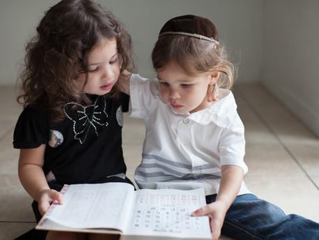 Recitacije za decu, razvoj govora