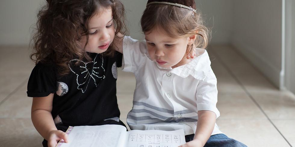 Kids' Rosh Hashanah Programme