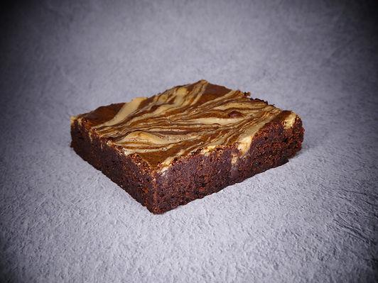 Hazelnut Creme Brownie