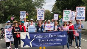 Wellesley Parade 2021