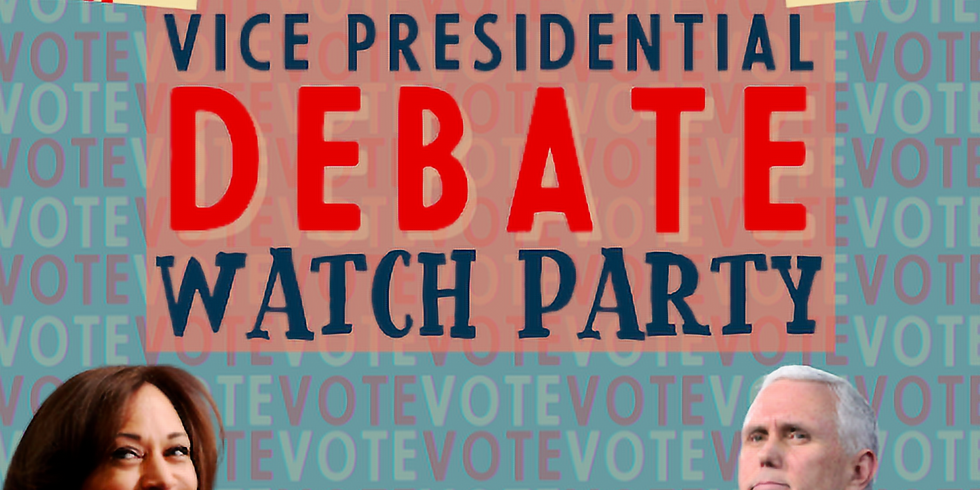 VP Debate Watch Party