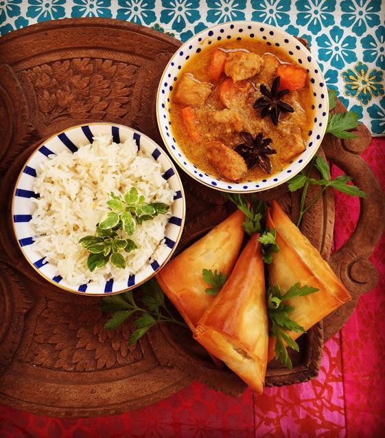 malay curry