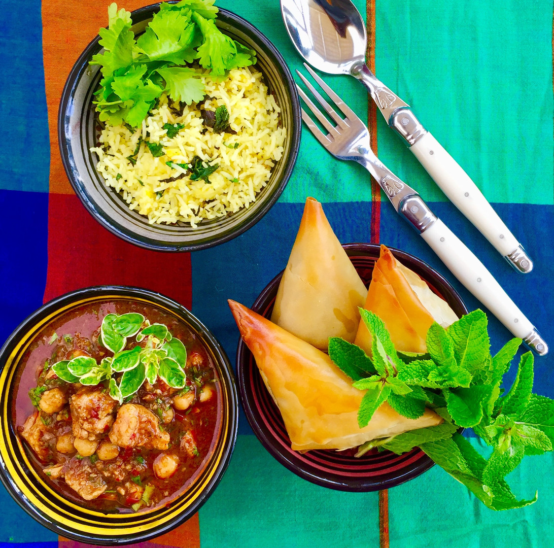 moroccan curry