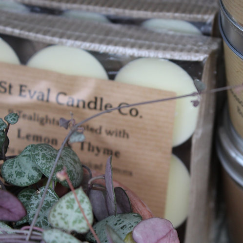 Scented Tealights