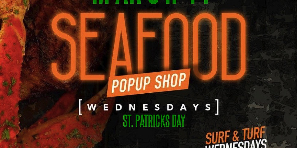 ST. PATRICKS DAY POP UP