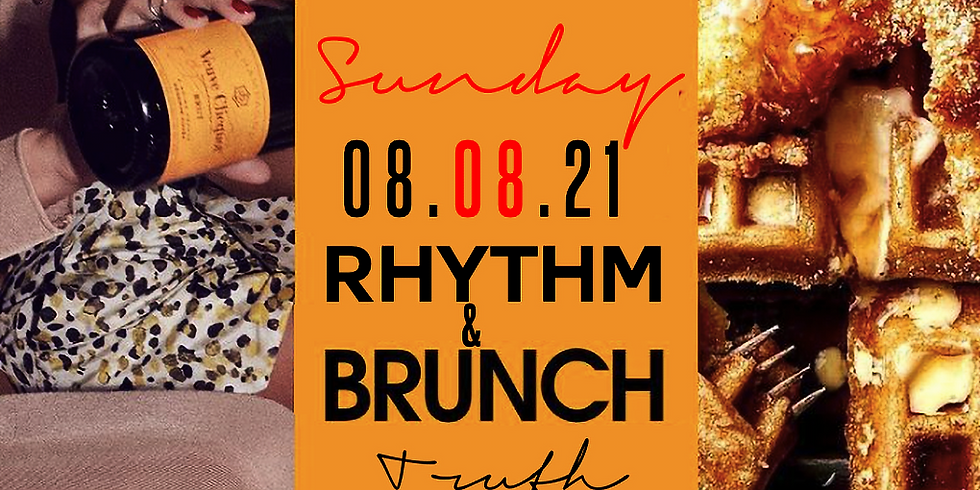 R&B BRUNCH  + DAY PARTY