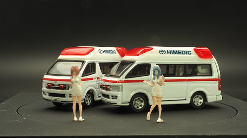 DreamsWorkShop 1/64 Figures 2pcs set  DWS164005