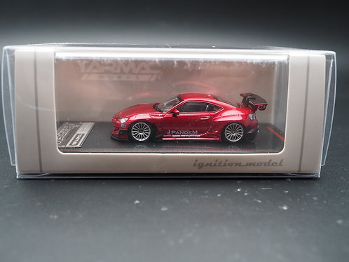 ignition model IG Model 1/64 PANDEM TOYOTA FT86 Red
