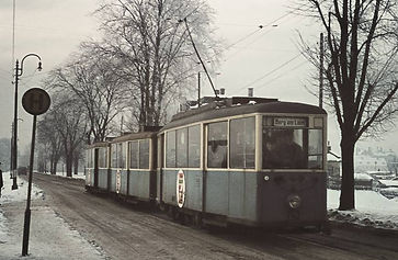 heidelberger Typ J 2.30 Berg-am-Laim-Straße tram münchen