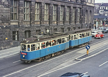 Triebwagen Typ F 2.10münchen tram