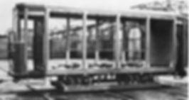Ein Postwagen p 2.48 im Anlieferungszustand. Gut zu sehen die 4 Abteile für die Postrollis, die dann mit Rollos verschloßen wurden. Auch die Plattformen wurden beim Umbau zum Salzwagen kaum verändert SALZWAGEN TYP s 4.48 3901 münchen tram trambahn postwagen posttram post