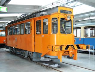 Pufferwagen TW 2973 in Betrieb