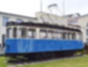 Tram Typ E 2.8, München 532