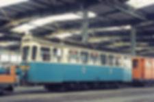 Nr.2953 TRIEBWAGEN TYP G 1.8 München tram
