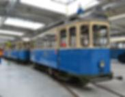 tram Typ D 6.3, München 490