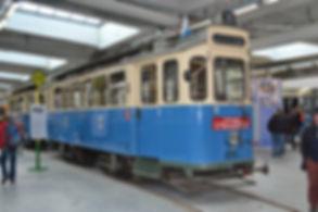 TRIEBWAGEN TYP G 1.8 MVG Museum Tram München