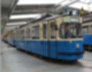 Tram Typ M 5.65 München 2616