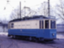 Wagen 24 Wanderbücherei tram münchen