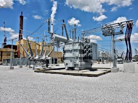 LG&E Electrical Substations