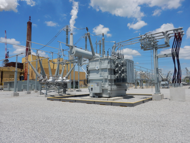 LG&E Electrical Substations