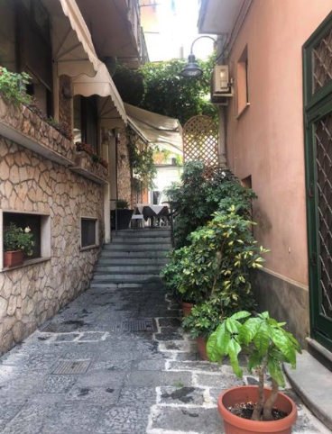 Small streets of Rome