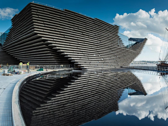 As if you need another reason to visit Scotland! The V&A Museum is opening in Dundee this Septem