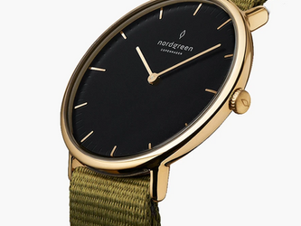 A watch inspired by the Danish way of living