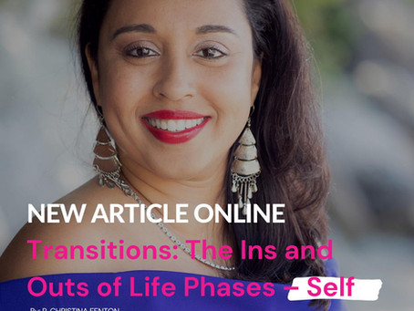 Transitions: The Ins and Outs of Life Phases – Self