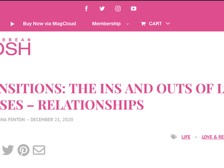 Transitions: The Ins and Outs of Life Phases – Relationships