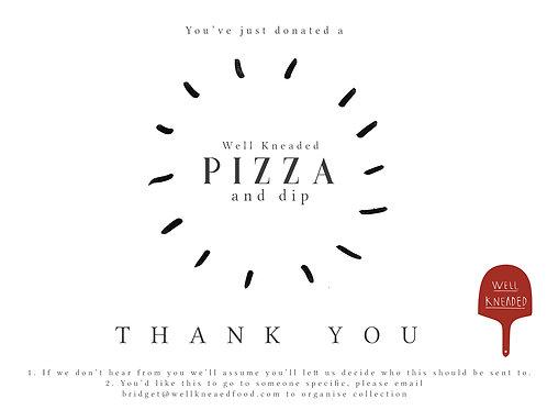 Pay a Pizza forward