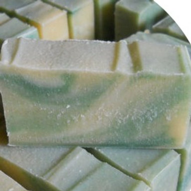 Emerald seas Goat Milk Soap